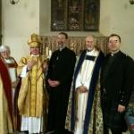 Father Simon Mackenzie licensed to Mid Argyll & Arran
